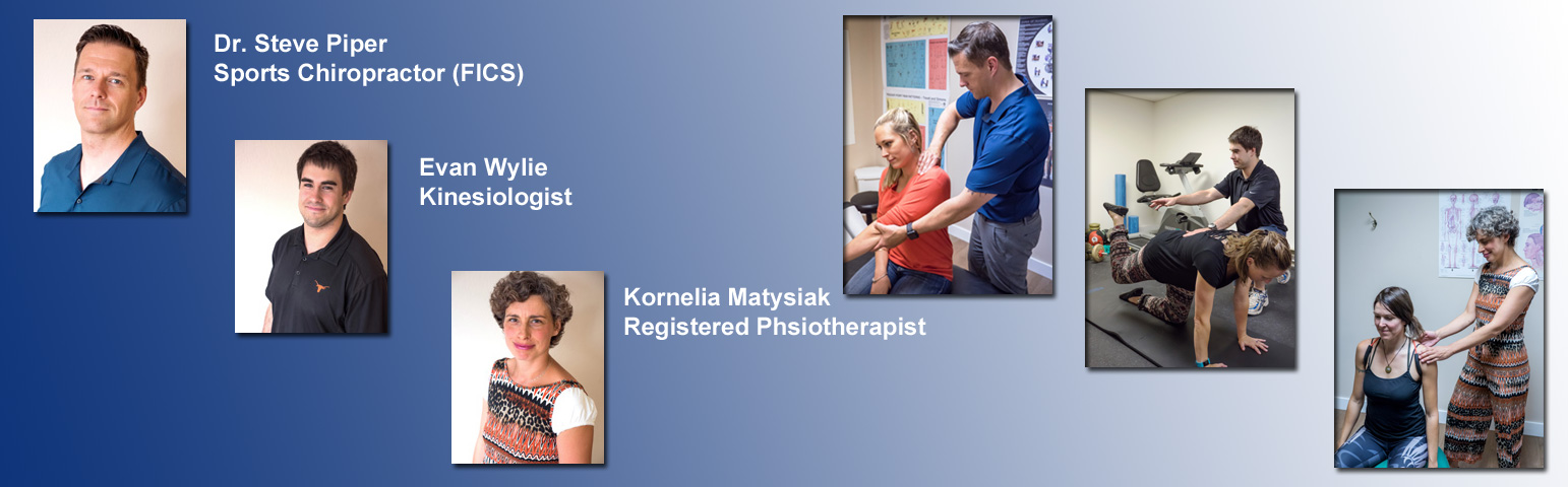 Chiropractor - Kinesiologist  - Physiotheraptist